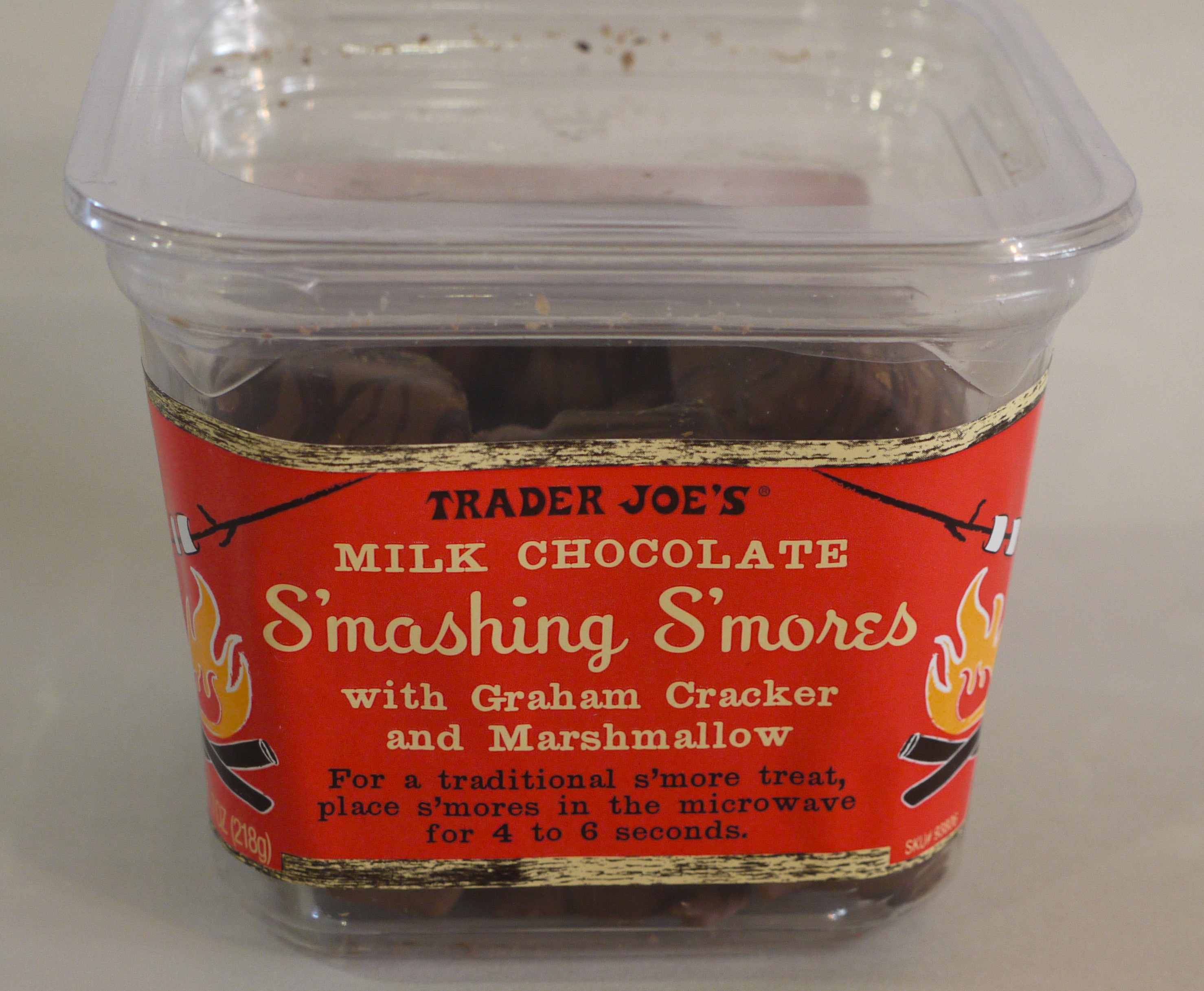 S Mashing S Mores From Trader Joes Are Simply Smashing