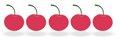 5cherries
